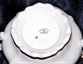 Bavarian German China Set of Johann Haviland (No.48 Sugar Dish) AB 55-K Vintage image 2
