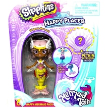Shopkins Happy Places Color Changing Tail Wingona Mermaid Season 6 - $7.95