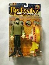 Beatles George With Yellow Submarine 1999 Action Figure 061299  McFarlane - $29.03