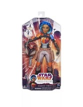 Star Wars Forces of Destiny Sabine Wren 11in Adventure Figure Action Dol... - $20.56