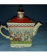 Windsor Teapot - Day At The Races - Made in England - $24.97