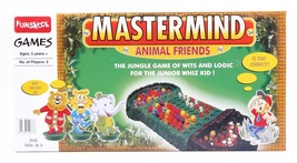 Funskool Master Mind-animal Friends Educational Games Players 2 Age 5+ - $21.09