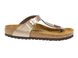 Flache Sandalen BIRKENSTOCK 1012983 in taupe birkoflor - Schuhe Damen - $82.38