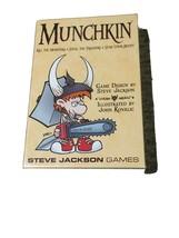 Steve Jackson Games Munchkin Card Game 1408 SJGO2495 - $11.88