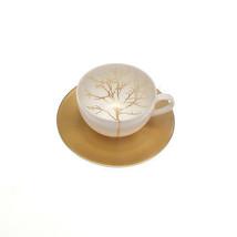Dibbern Golden Forest Espresso Cup & Saucer - $44.00