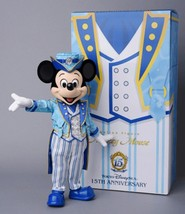 Mickey Mouse Tokyo Disney Sea 15th Anniversary Action Figure Doll Medico... - $770.99