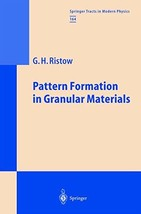 Pattern Formation in Granular Materials (Springer Tracts in Modern Physi... - $62.51