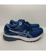 Asics Womens GT 2000 9 Blue Running Shoes Sneakers Low Top Size US 7.5 - $49.49