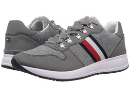 Tommy Hilfiger Women's Sport Athletic Lace-Up Fashion Fur Sneakers Shoes Riplee image 9