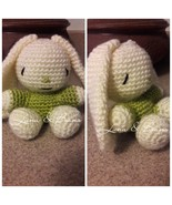 Handmade Amigurumi Bunny - Medium - $22.50
