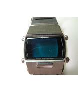 VINTAGE PULSAR DIGITAL SPOON WATCH QUARTZ WATCH FOR RESTORATION ORIGINAL... - $120.93