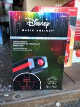 New! Christmas Disney count down to Christmas projector yard decoration  - €57,76 EUR