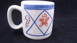 Hartstone Pottery Child's Gingerbread Boy Chris... - $6.19