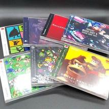 Mario Kart Donkey Gong Luigi Other Nintendo Soundtrack CD Set CLUB NINTE... - $218.78