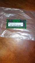 256MB SDRAM PC133 CL3 16X8 16CHIPS 144PIN SODIMM MT16LSDF3264HG-133E4