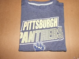 Pitt Panthers  Kids Gray & Gold Tee-Size Small NWT -Lot of *2*--#10 - $14.52