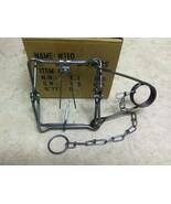 6 Bridger 110 Magnum Body Gripping  Traps  Trap  Muskrat 404 Mink - $36.62