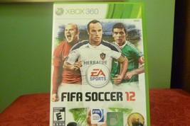 FIFA Soccer 12 (Microsoft Xbox 360, 2011) Near Mint Condition - $8.90