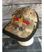 Bag It Tag It Camo Black Adjustable Deer Hunter Hat Cap Outdoors Redneck - $12.86