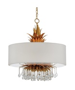 Currey and Company Vivienne Chandelier 9000-0218 - $2,390.00