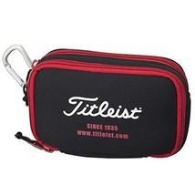 Titleist AJPCH51 Golf Hand Sports Pouch Black Red - $1.013,59 MXN