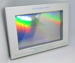 SEPHORA PRO Dimensional Highlighting Palette Cool  0.53oz/15g NIB - $14.80