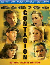 Contagion (Blu-Ray/Re-Pkgd)