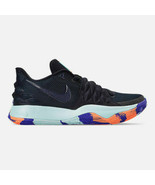 Nike Kyrie Low Dark Obsidian multi color what the rare 4 AO8979 402 mens... - $89.99