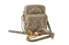 LOUIS VUITTON Monogram Amazon Shoulder Bag M45236 LV Auth ar1934 **Sticky - $298.00
