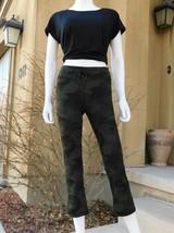 Yogalicious Short Sleeve Open-Back Hi-Lo Top, size medium, black color - $37.62