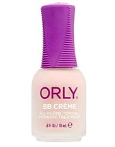 Orly Nail Treatment - BB Creme - Barely Nude .6oz - 24633 - - $8.50