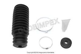 BMW e46 e85 e86 Steering tie rod Rack Boot KIT LEFT or RIGHT FEBI +Warranty - $31.55