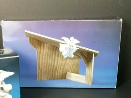 Avon VINTAGE 1985 The Stable New Old Stock Box w/ Shelf Wear - $39.95