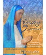 PRAY THE SEVEN SORROW ROSARY With Immaculee - $22.95