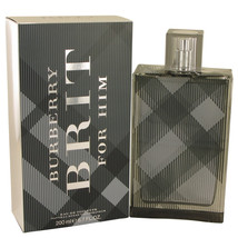 Burberry Brit By Burberry For Men 6.7 oz EDT Spray - $41.88