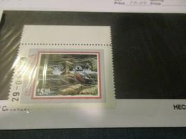 U.S. 1993 Waterfowl Stamp - Unused - Montana - $6.92