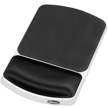 Fellowes 91741 mouse pad Graphite, White - $40.82