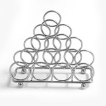 Home Collections Napkin Holder Stand with Chrome Finish - $20.00