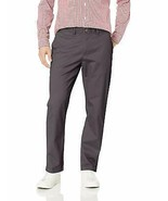 Tommy Hilfiger Mens Stretch Chino Pants in Custom Fit 30W x 32L Magnet - £33.92 GBP