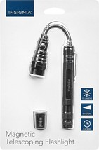 Insignia™ - Magnetic Telescoping Flashlight Long Extendable and Flexible NEW FS! image 1