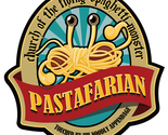 Pastafarian seal square sticker thumb155 crop