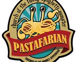 Pastafarian seal square sticker thumb155 crop