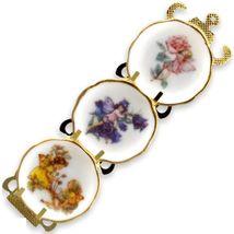 DOLLHOUSE Flower Fairies Plate Rack 75.389/8 Reutter Miniature  - $25.00