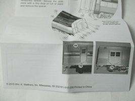 Walters Mainline Stock #910-200 Passenger Car Exterior Detailing Kit HO Scale image 7