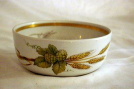 "Royal Worcester Evesham Gold Individual Salad Bowl 5 1/2"" - $8.81"