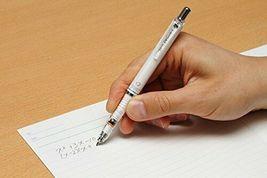 Zebra Mechanical Pencil Delguard 0.7mm, White Body (P-MAB85-W) image 7