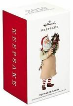 Hallmark Toymaker Santa   Series 20th   2019 Keepsake Ornament - $18.04