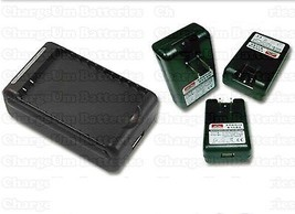 LG Optimus Black P970 Battery Charger Dock External Home Travel Wall BL-... - $12.91