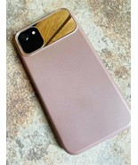 Pink Apple Case for iPhone 11 - $8.91