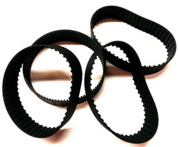 4 Belts for Delta Table Saw Timing 34-674 100XL100  #MNWS - $57.00